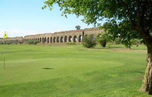 campi da golf a roma archi claudio